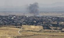 بدء سريان وقف إطلاق النار في جنوب سورية