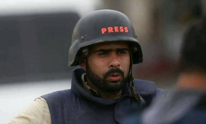 النيابة الفلسطينية تفرج عن الصحافي جهاد بركات