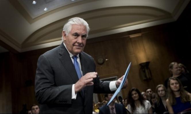 وزير الخارجية الأميركي يحمل حلولًا للأزمة الخليجية إلى قطر