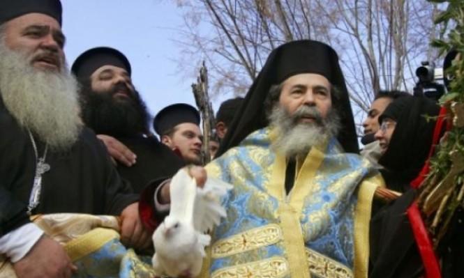 المجلس الملي بعكا يعلن مقاطعته للبطريرك ثيوفيلوس