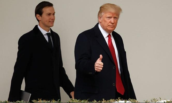 ترامب الابن وكوشنر التقيا محامية مقربة من الكرملين خلال الانتخابات