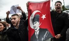 """أحمد موسى وتظاهرة المعارضة التركية و""""الهبل"""" الإعلامي"""