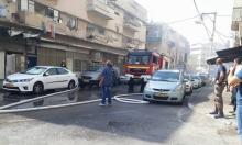 حيفا: مصرع شخص حرقا داخل شقة سكنية