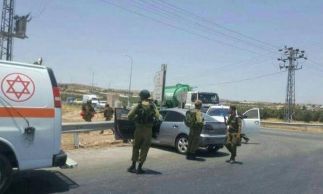 """إعدام فلسطيني قرب المجمع الاستيطاني """"غوش عتصيون"""""""
