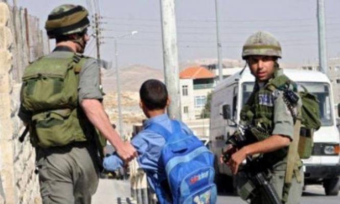 الفتية الأسرى رهائن لتنكيل قوات الاحتلال
