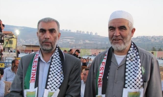 المخابرات الإسرائيلية تستدعي الشيخين صلاح والخطيب للتحقيق