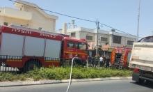 الطيرة: البلدية تحمل مسؤولية حريق المتجر للسلطات الرسمية