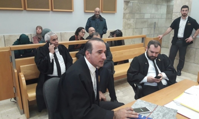 أم الفحم: تسريح محمد محاجنة ومحمود جبارين بشروط مقيدة