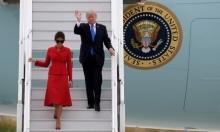 ترامب يزور باريس هربا من مشاكله الداخلية