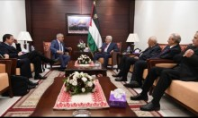 عباس يلتقي المبعوث الروسي الخاص للشرق الأوسط
