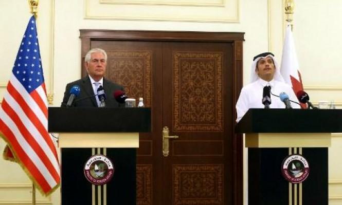 تيلرسون يصل الدوحة ضمن جولاته الخليجية