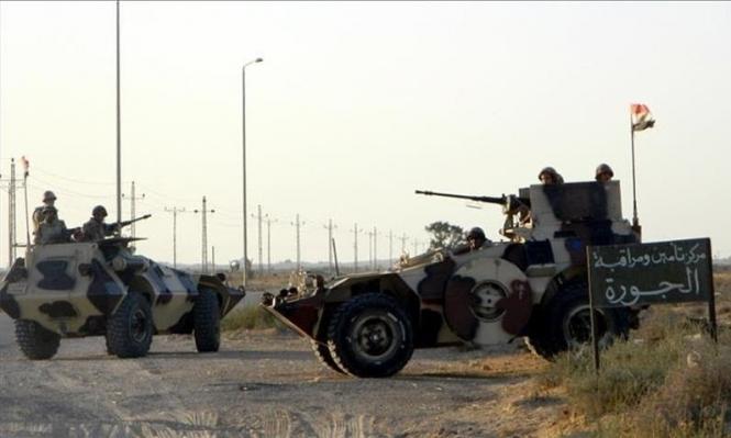 """""""داعش"""" يعدم شيخ قبيلة تعاون مع السلطات المصرية"""