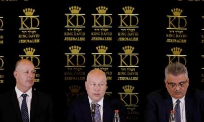اتفاقية المياه بين إسرائيل والسلطة تمهد لإطلاق المفاوضات