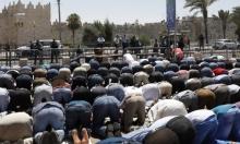 الاحتلال يفرج عن مفتي القدس بعد احتجازه لساعات