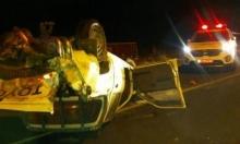 النقب: مصرع مواطن من رهط في حادث طرق