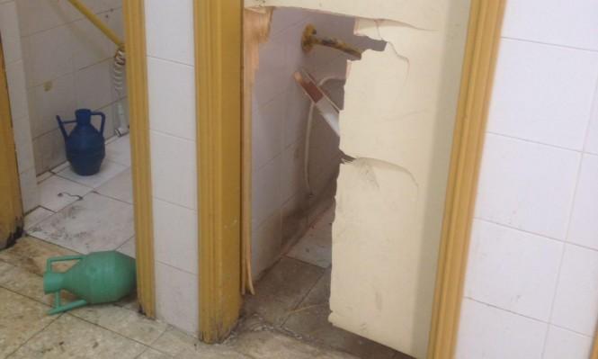 دائرة الأوقاف المقدسية: أضرار كبيرة للمسجد الأقصى