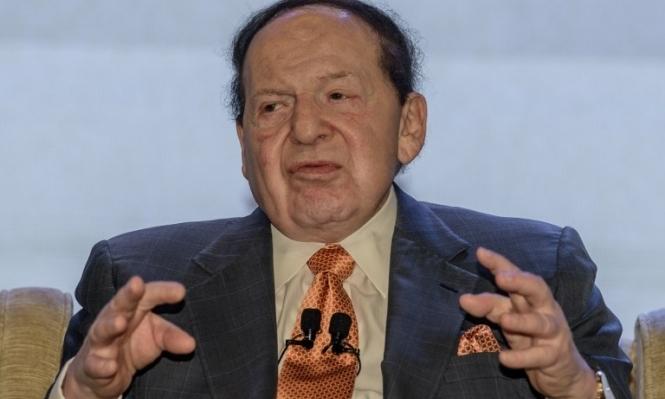 شهادة أدلسون تضعف ادعاءات نتنياهو في القضية 2000