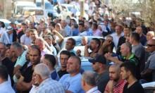 عرابة تشيع جثمان ابنها مراد خطيب