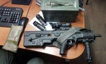 اعتقال شابين من الفريديس ورهط بحيازة أسلحة وذخيرة