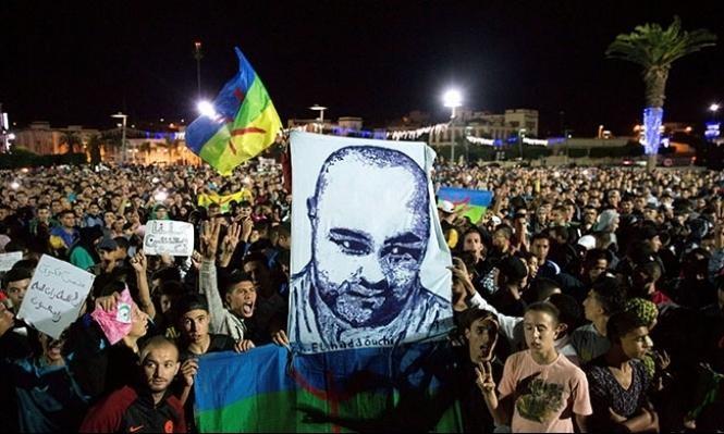 حراك الريف: موقوفون يبدأون الإضراب عن الطعام