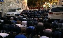 إصابات باعتداء الاحتلال على فلسطينيين عند باب الأسباط