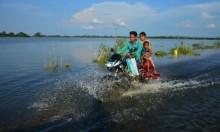 الهند: الفيضانات تودي بحياة 76 شخصا