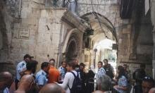 حماس والجهاد تحذران الاحتلال من استمرار انتهاكاته بحق الأقصى