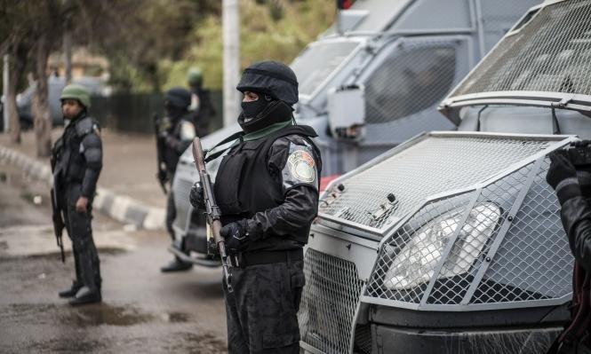 مصر: مقتل وإصابة 10 أمنيين في العريش