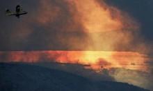 تواصل حرائق الغابات جنوبي أوروبا
