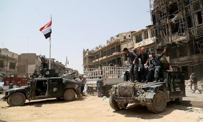اتهام القوات العراقية بارتكاب جرائم في الموصل