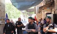 السلطات الإسرائيلية تدرس منع عرب الداخل من الوصول إلى القدس