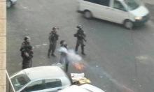 اشتباكات في قلنديا بين قوات الاحتلال والمتظاهرين