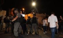 عشرات الإصابات بقمع الاحتلال للمصلين عند باب الأسباط