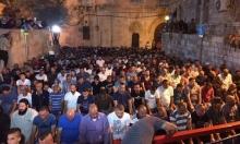الشرطة تتطلع لمنع عرب الداخل من السفر للقدس والأقصى