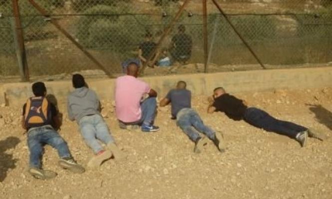 اعتقال 98 عاملا من الضفة ومشغليهم في طمرة والعفولة والجليل