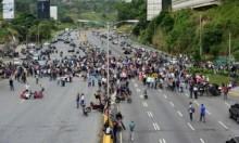 فنزويلا: الملايين يستجيبون لدعوة المعارضة لإضراب عام