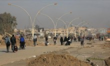 عذاب نازحي الموصل منذ 3 سنوات على وشك النهاية