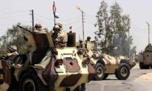إصابة 7 شرطيين بينهم 3 ضباط في سيناء ومقتل 38 مسلحًا