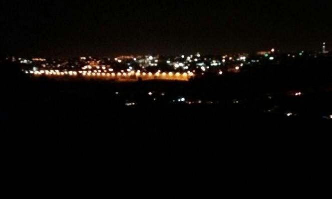 قطع الكهرباء عن أحياء بالقدس المحتلة وتجدد المواجهات