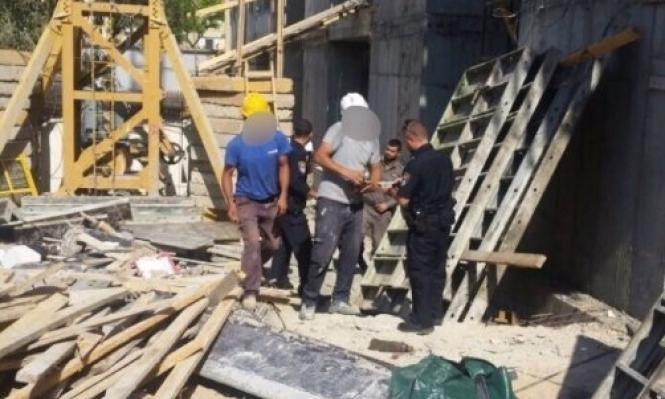 استغلال العمال الفلسطينيين: آلاف الشواقل للوسيط من أجل العمل