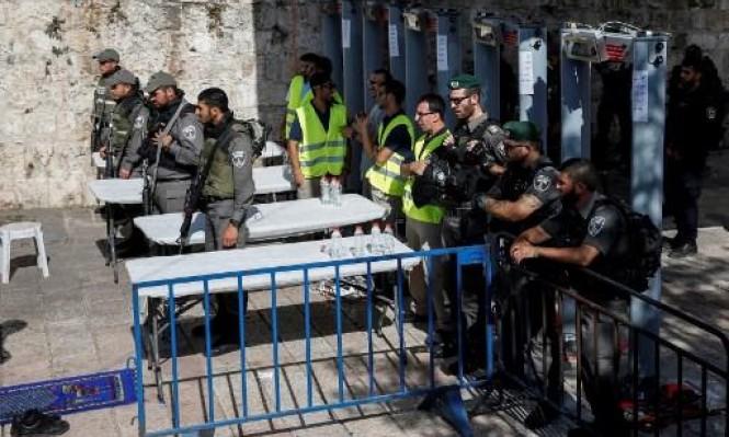 """""""إسرائيل بحاجة لمن ينزلها عن الشجرة"""""""