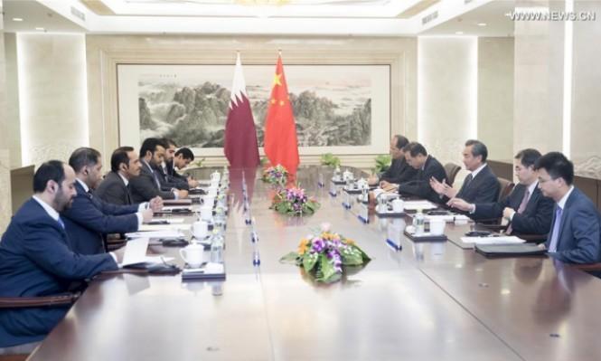 الصين تدعو لحل الأزمة الخليجية بالحوار