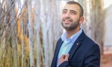الاحتلال يعتقل الصحفي طبسية بادعاء نقل أموال لعوائل الشهداء