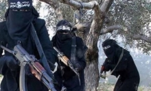 """الموصل: اعتقال مراهقة ألمانية """"تقاتل"""" مع داعش"""