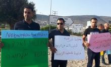 كفر مندا: اعتقال 3 شبان بزعم محاولة إشعال النار بإطارات