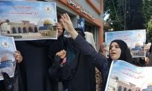 الفلسطينيون يطالبون بتحرك دولي لوقف جرائم الاحتلال بالقدس