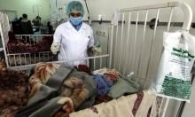 اليمن السعيد: أكثر من 400 ألف إصابة بالكوليرا و1860 ضحية
