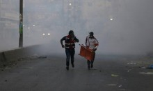 إصابة خطيرة لشاب في مواجهات مع الاحتلال في بلدة حزما