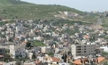 كفر كنا: اعتقال 3 شبان بادعاء حرق إطارات