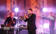 جمهور مهرجانات بعلبك يتفاعل مع العازف إبراهيم معلوف